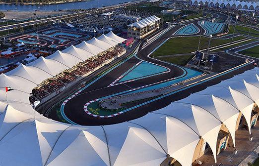 Etihad Airways Abu Dhabi Grand Prix F1 Packages – Etihad